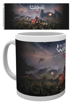 чаша Halo Wars 2 - Key Art
