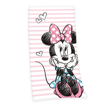 Kleding Handdoek Minnie