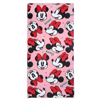 Handdoek Minnie Mouse