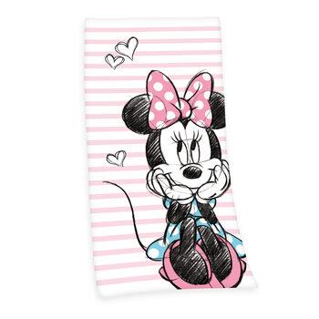 Kläder Handduk Minnie