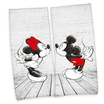 Kläder Handduk Musse Pigg (Mickey Mouse)