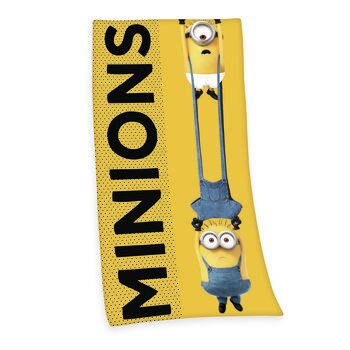 Kleidung Handtuch Minions (Despicable Me) 2