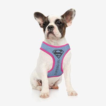 Harnais pour chien Supergirl