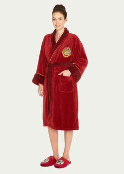Peignoir Harry Potter - 9 3/4 Hogwarts Express