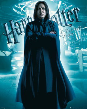 Harry Potter and the Deathly Hallows Part 1 - Severus Snape