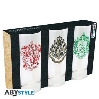 Γυαλί Harry Potter - Crests