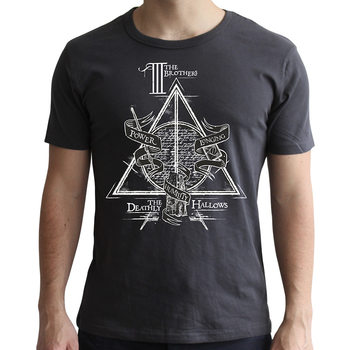 T-Shirt Harry Potter - Deathly Hallows