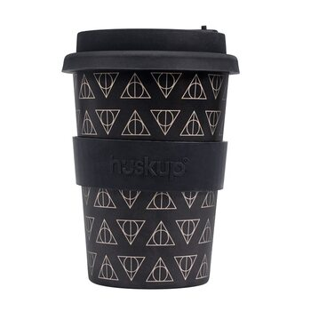 Återanvändbar mug Harry Potter - Deathly Hallows