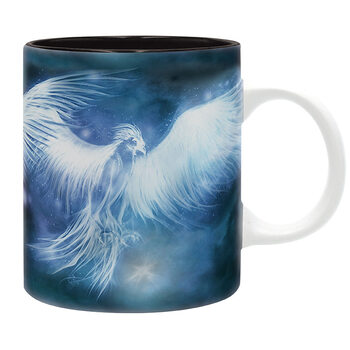 Krus Harry Potter - Dumbledore Expecto patronum