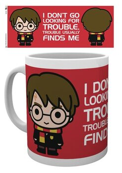 чаша Harry Potter - Front and Back