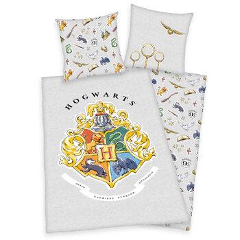 Sängkläder Harry Potter - Grey