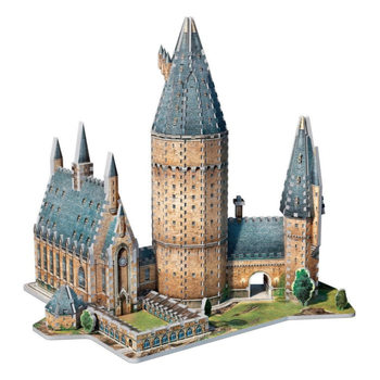 Puzzel Harry Potter - Hogwarts Great Hall 3D