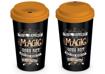 Taza De Viaje Harry Potter - Magic