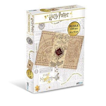 Πъзели Harry Potter - Marauder's Map