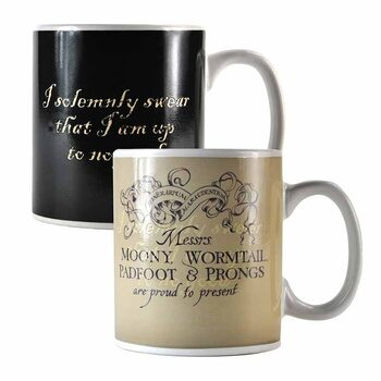 Taza Harry Potter - Marauder's Map