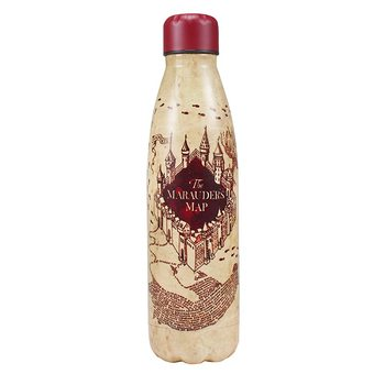 Fles Harry Potter - Marauders Map