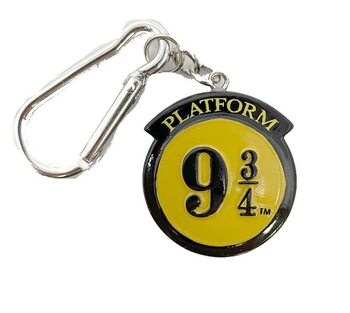Μπρελόκ Harry Potter - Platform 9 ¾