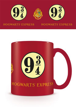 Taza Harry Potter - Platform 9 3/4 Hogwarts Express