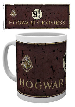Taza Harry Potter - Platform 9 3/4