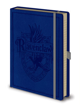 Σημειωματάριο  Harry Potter - Ravenclaw A5 Premium