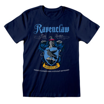 T-Shirt Harry Potter - Ravenclaw Crest