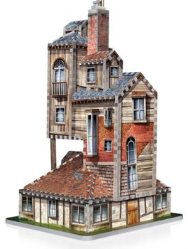 Kirakó Harry Potter - The Burrow (Weasley Family Home) 3D