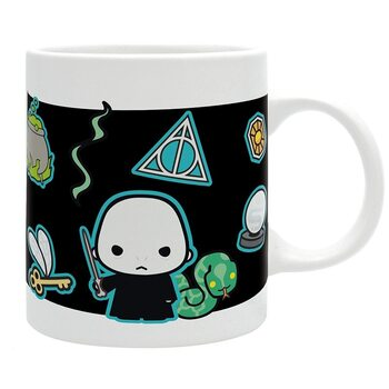 Taza Harry Potter - Voldemort (Chibi)