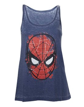 Marvel Spiderman Head Paint Haut