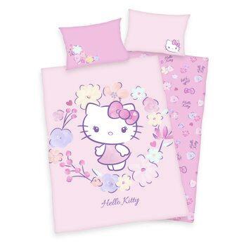 Posteljnina Hello Kitty