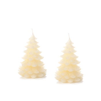 Candle Tree Huna, 11 cm, set of 2 pcs Heminredning