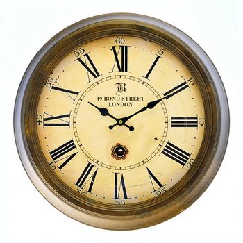 Hodiny Design Clocks - 49 Bond Street London