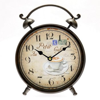 Hodiny Design Clocks - Cafe