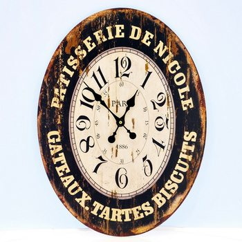 Hodiny Design Clocks - Paris