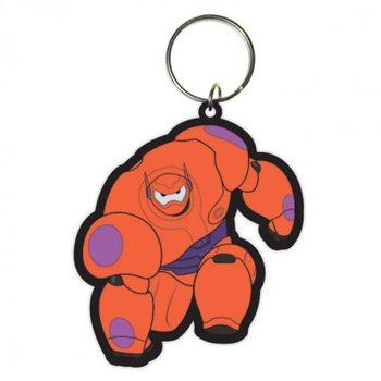 Hős6os - Baymax kulcsatartó