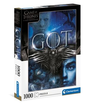 Puzzle Hra o Trůny (Game Of Thrones)