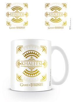 Hrnek Hra o Trůny (Game of Thrones) - Khaleesi