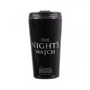 Cestovní hrnek Hra o Trůny (Game of Thrones) - Nights Watch