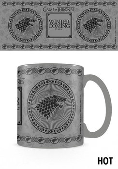 Hrnek Hra o Trůny (Game of Thrones) - Stark