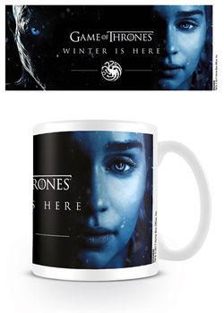 Hrnek Hra o Trůny (Game of Thrones): Winter Is Here - Daenereys