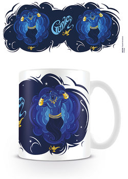 Hrnček  Aladin - Big Blue