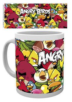 Hrnček Angry Birds - Pile Up