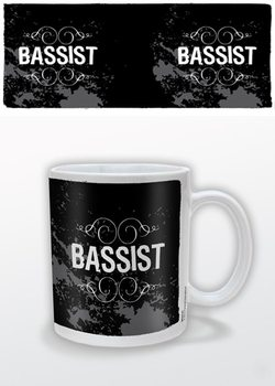 Hrnček Bassist