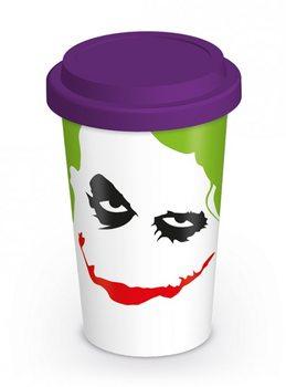 Hrnček Batman: Temný rytier - Joker Travel Mug