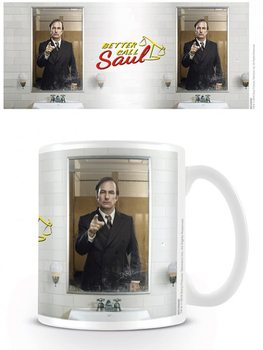 Hrnček  Better Call Saul - Bathroom