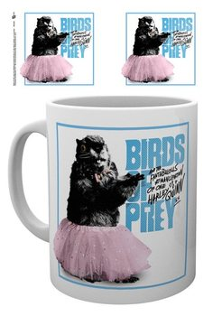 Hrnček Birds Of Prey: Podivuhodná premena Harley Quinn - Tutu