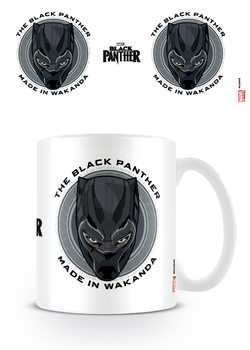 Hrnček  Black Panther - Made In Wakanda