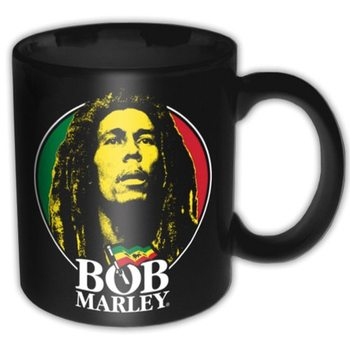 Hrnček  Bob Marley - Logo Face