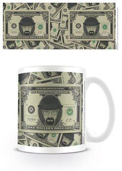 Hrnček Breaking Bad (Perníkový tatko) - Heisenberg Dollar