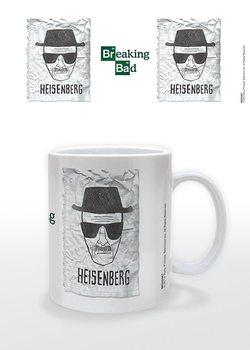 Hrnček Breaking Bad (Perníkový tatko) - Heisenberg Wanted