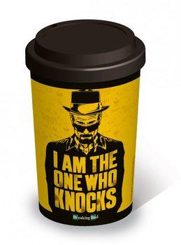 Hrnček Breaking Bad (Perníkový tatko) - I am the one who knocks